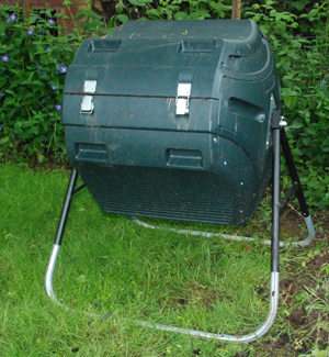 tumbler composter