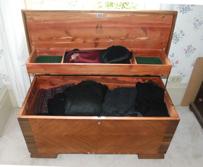 Plans A Cedar Chest Wooden PDF build your own saddle rack ...