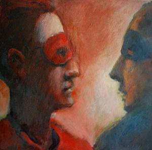 Masked Men -- Jed Thomas