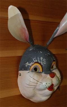 rabbit mask