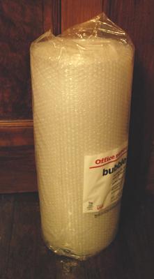 bubblewrap roll