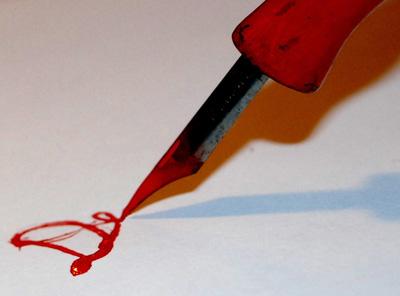 Uncanny Death pen