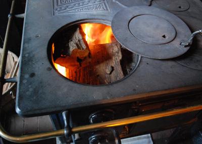 woodstove