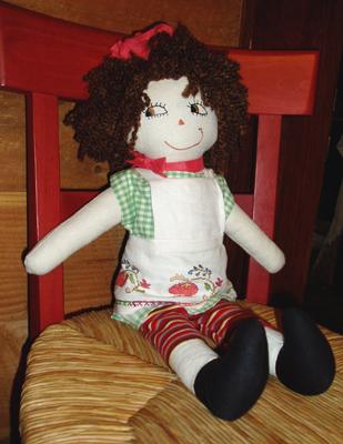 Kira's doll