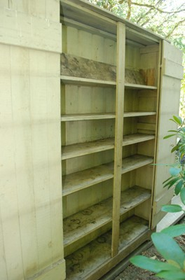 canning cabinet project