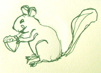 greedy chipmunk