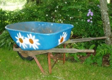 magic wheelbarrow