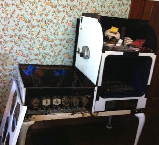 stove in bits